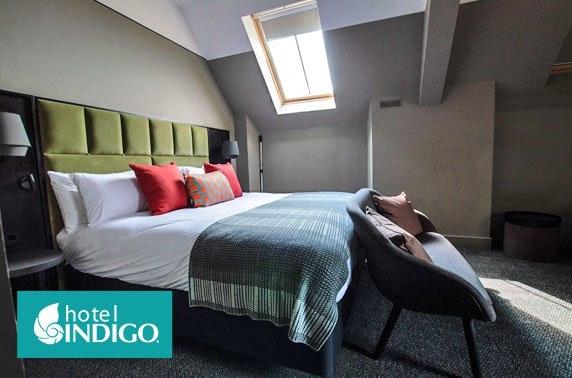 Hotel Indigo Dundee stay - £79