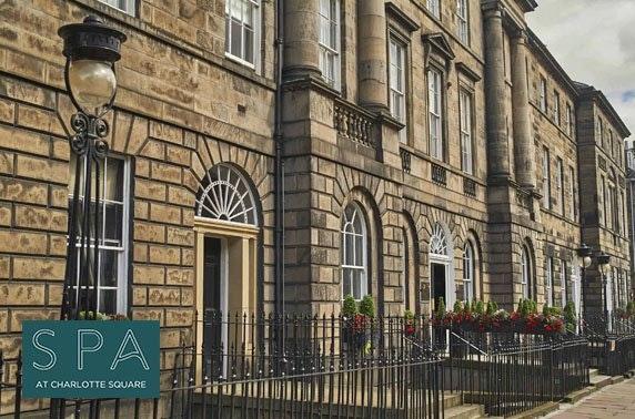 4* Kimpton Edinburgh Charlotte Square spa day or pass - from £14
