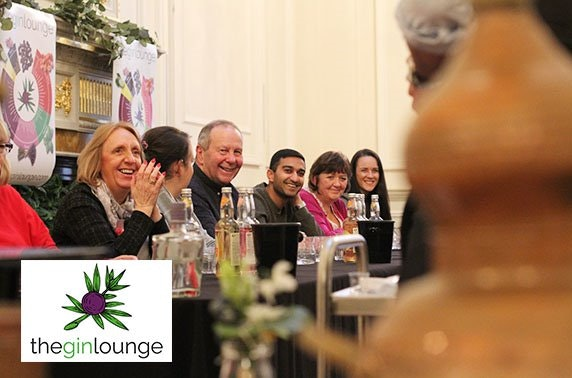 The Edinburgh Gin Lounge Festival at The Assembly Rooms