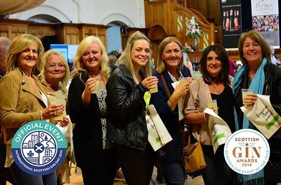 The Gin Fayre presents: the Edinburgh Fringe Gin Festival
