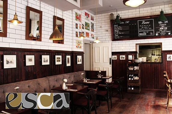 Esca steak dining, Merchant City