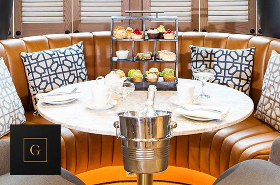 The Grahamston afternoon tea, 4* Radisson Blu