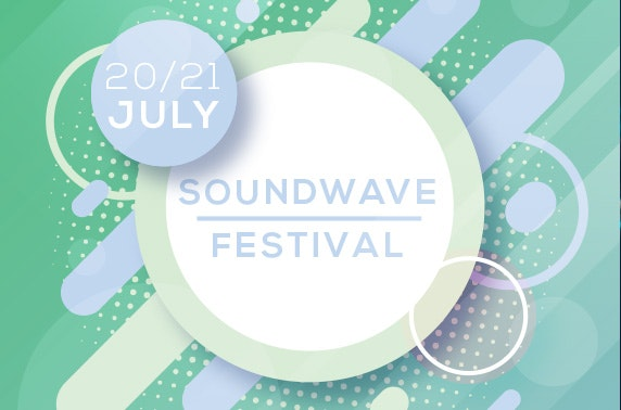 EVENT CANCELLED Soundwave Festival at Rozelle Park, Ayr