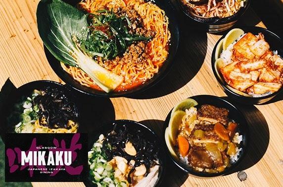 Brand new Mikaku dining
