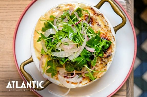 Atlantic Brasserie dining & cocktails, City Centre