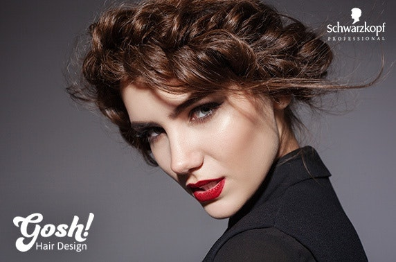Gosh! Hair Design, West End
