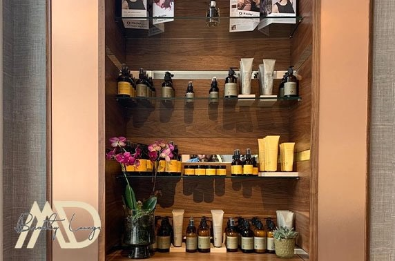 Hair treatments at brand new MD Beauty Lounge, Bath Street