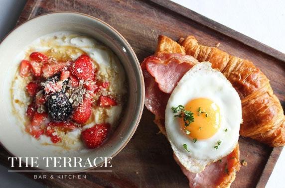 The Terrace Bar & Kitchen brunch