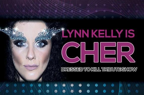 4* Macdonald Inchyra Cher tribute