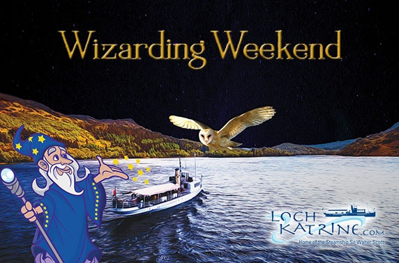 Wizards & Witches Loch Katrine cruise