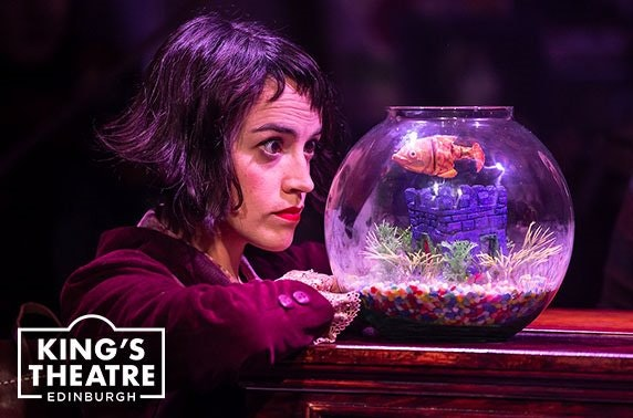 Amélie the Musical at King's Theatre Edinburgh