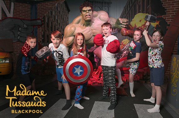 Madame Tussauds, Blackpool