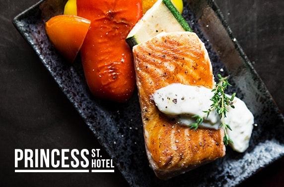 4* Princess St Hotel dining