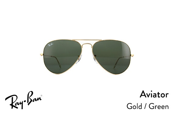 Ray-Ban sunglasses - from £49
