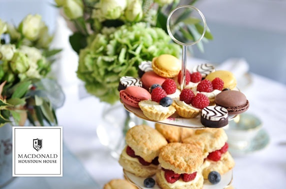 4* Macdonald Houstoun afternoon tea
