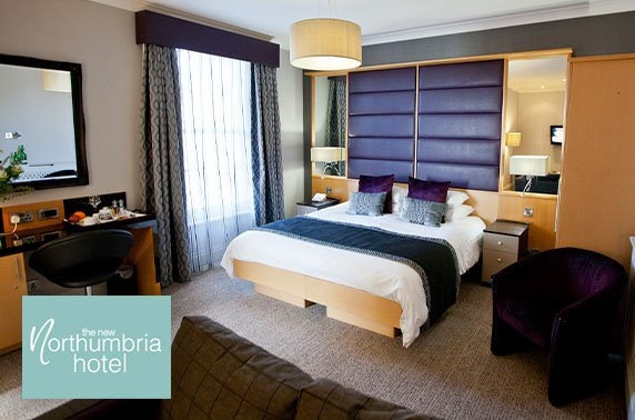 New Northumbria Hotel stay, Jesmond, Newcastle