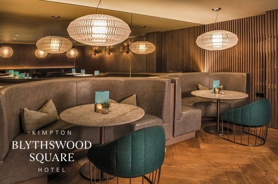 5* Blythswood Square spa experience