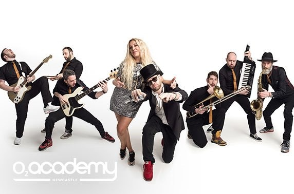 Hip Hop Hooray at O2 Academy Newcastle