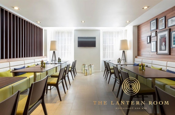 Lantern Room dining, City Centre