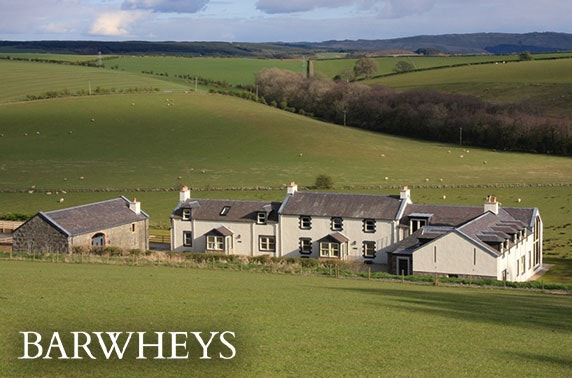 Luxury 5* Ayrshire group getaway