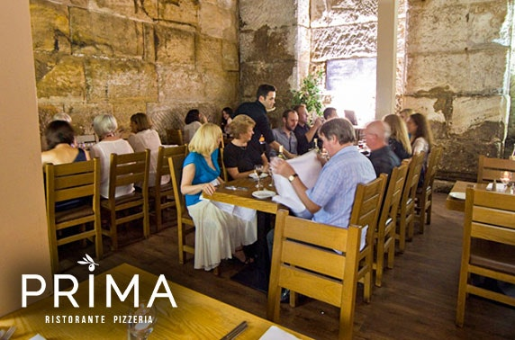 Prima dining, South Shields