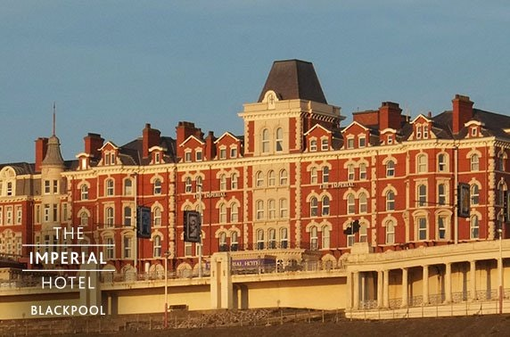 4* The Imperial Hotel, Blackpool