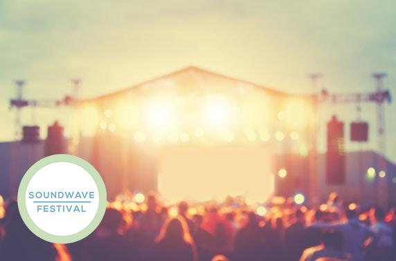 EVENT CANCELLED Soundwave Festival at Rozelle Park, Ayr