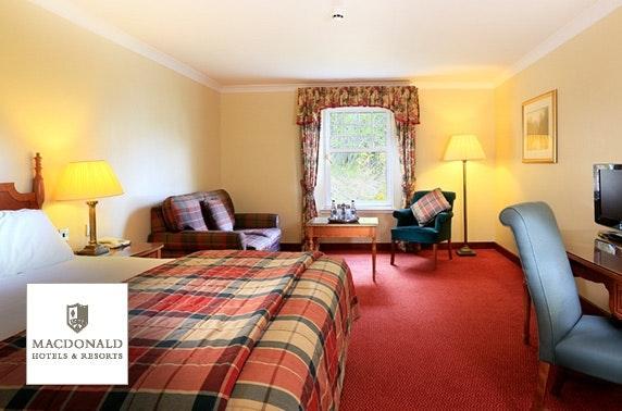 Macdonald Loch Rannoch Hotel & Resort stay