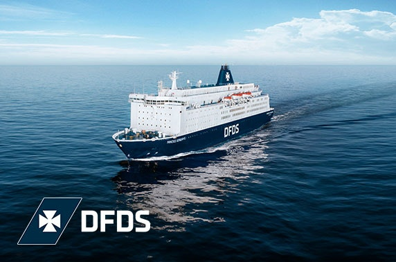 Amsterdam mini-cruise with DFDS