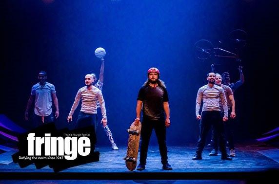 Elements of Freestyle at the Edinburgh Fringe