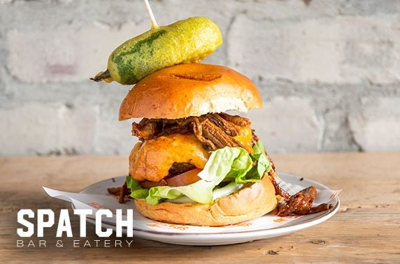 Spatch food & drink voucher