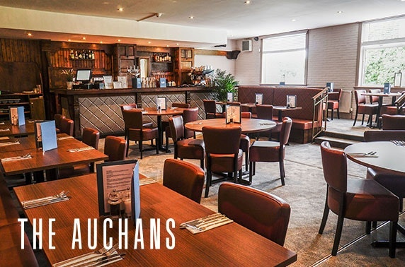 The Auchans dining & drinks, nr Kilmarnock