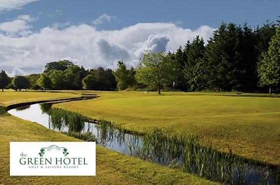 The Green Hotel getaway, Perthshire