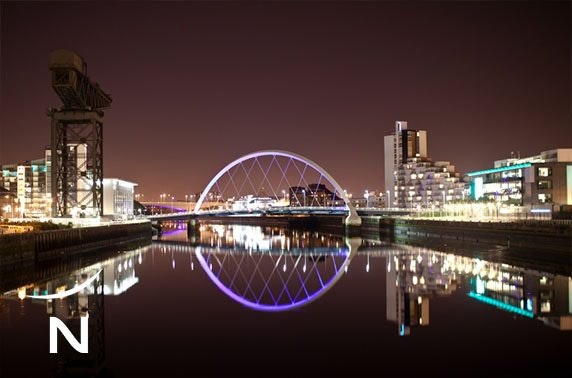 Dining & drinks at Novotel Glasgow - from £6pp