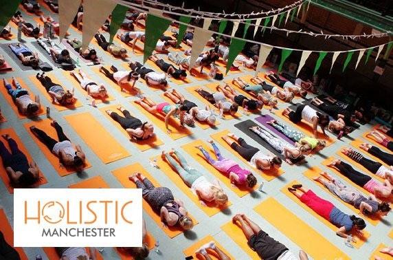International Festival of Yoga at Victoria Baths