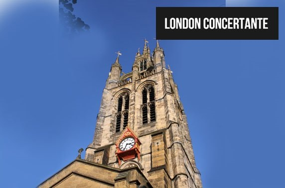 London Concertante's 'Music from the Movies', St Nicholas Cathedral