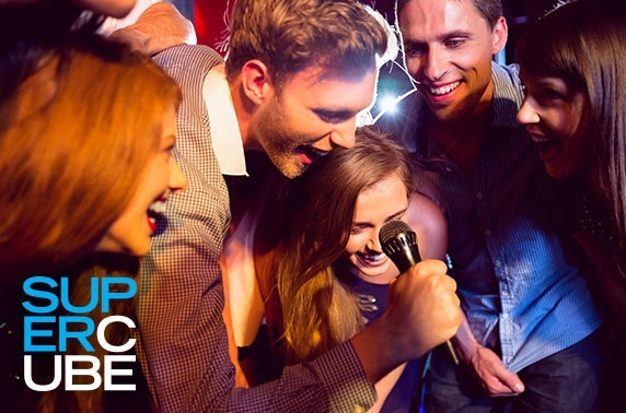 Private karaoke and drinks - from £1pp