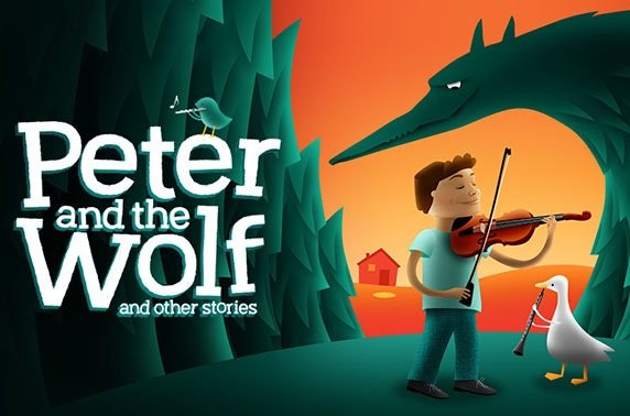 Children's Classic Concerts: Peter and The Wolf