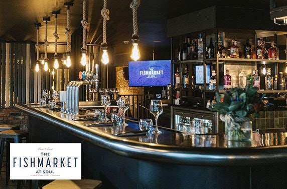 The Fishmarket at Soul dining, Union St