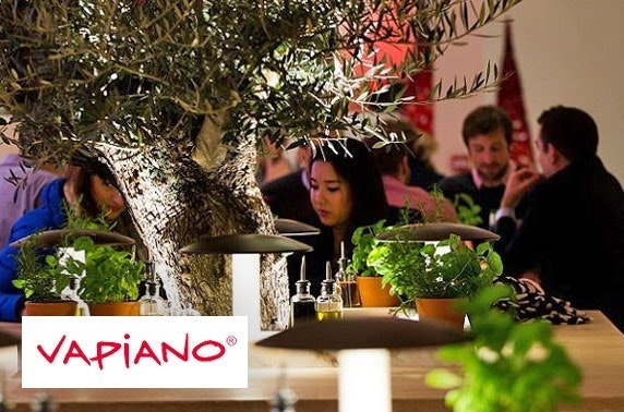 Vapiano dining, Corn Exchange