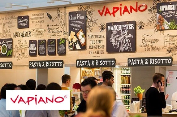 Vapiano dining, Corn Exchange