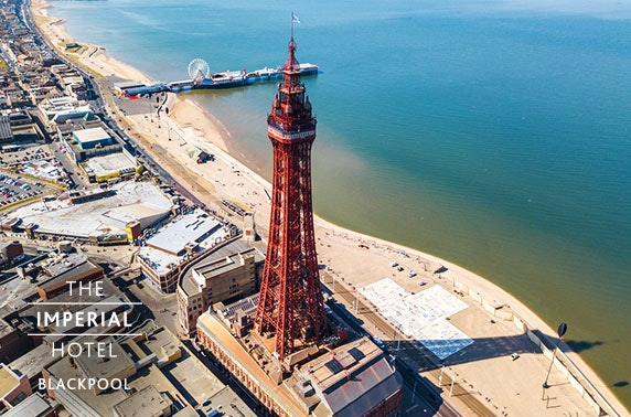 4* Blackpool summer stay