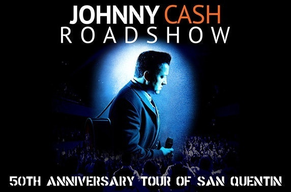 The Johnny Cash Roadshow, Whitehall Theatre