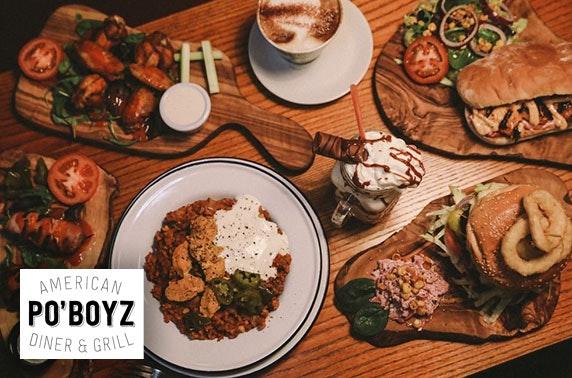 Po Boyz, Broomhill American dining
