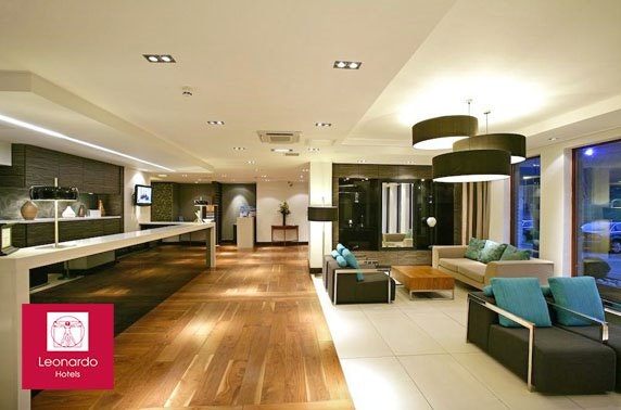 Bon Jovi tribute & dinner, Leonardo Hotel Edinburgh Murrayfield