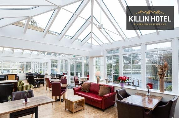 Killin Hotel DBB, Perthshire