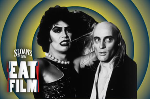 Rocky Horror Picture Show plus dinner & cocktails at Sloans