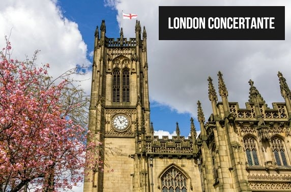 London Concertante's 'Music from the Movies', Manchester Cathedral