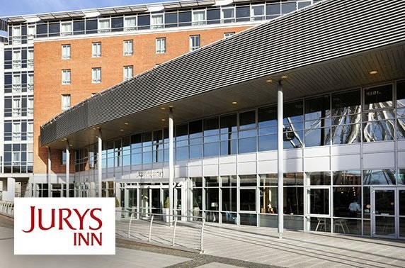 4* Jurys Inn Liverpool stay