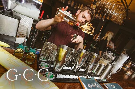 Glasgow Cocktail Club, Ashton Lane